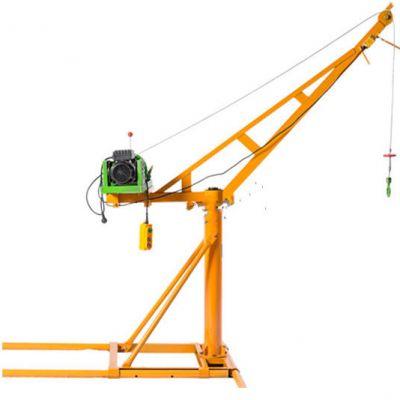 楼房小吊机结构与特点