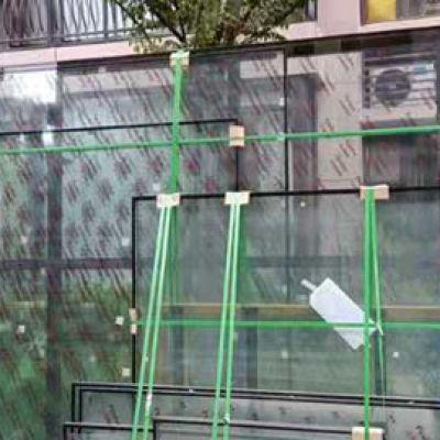 5米双层大玻璃2吨吊窗机客户订购案例