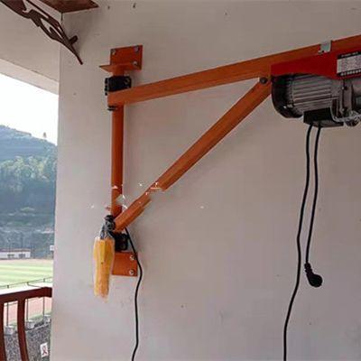 阳台吊装选择哪款室内小吊机合适