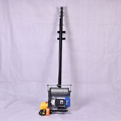 单电机楼房窗户吊机具体能吊多重