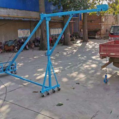 大型玻璃吊装机设备