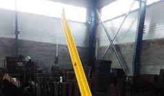 变频调速2吨室外吊运机客户定制