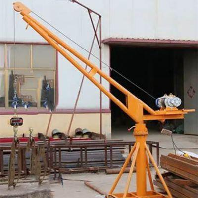 楼房上料吊机提升高度