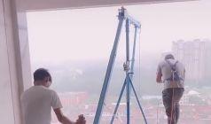 门窗专用小吊机快速吊运窗户