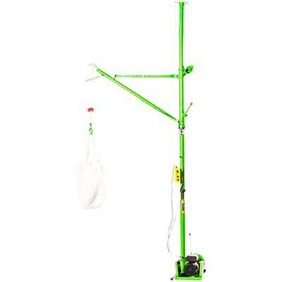 4米室内使用360度旋转室外吊运机吊运钢筋