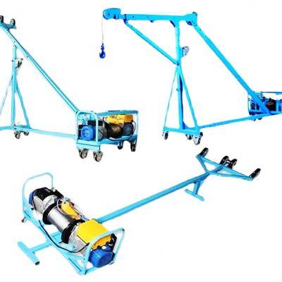 高空吊物神器|吊玻璃吊机
