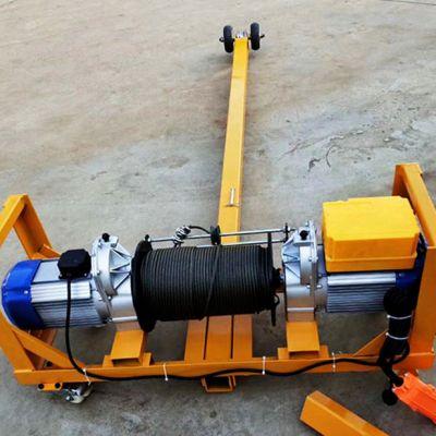 500公斤双电机玻璃吊装机