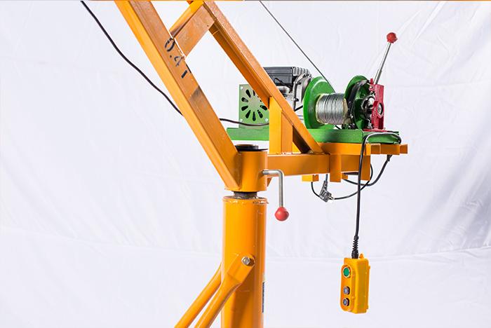 400公斤小型吊粮机主机