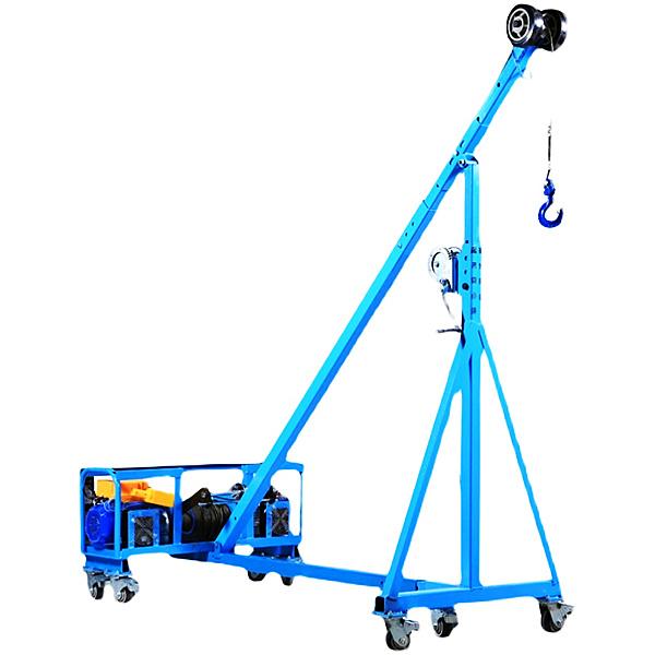 移动式双电机斜臂吊窗机