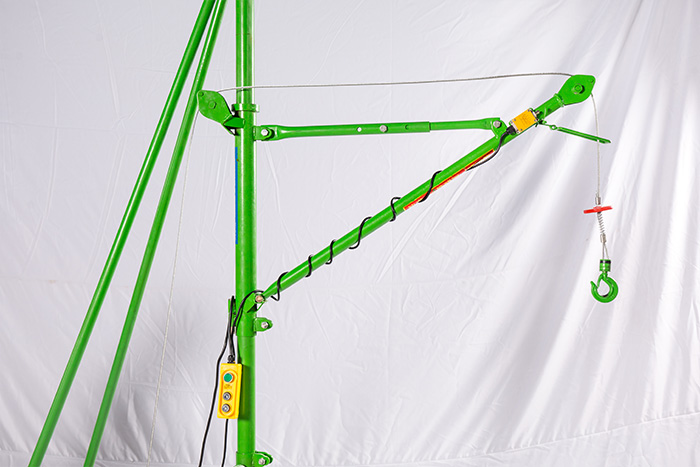 室内小型移动小吊机吊臂