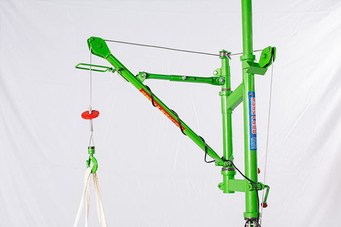 300公斤家用小吊机吊臂
