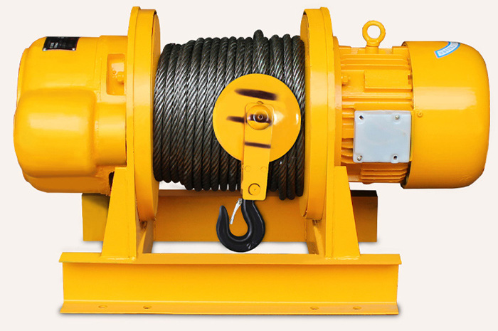 380V5吨电动卷扬机