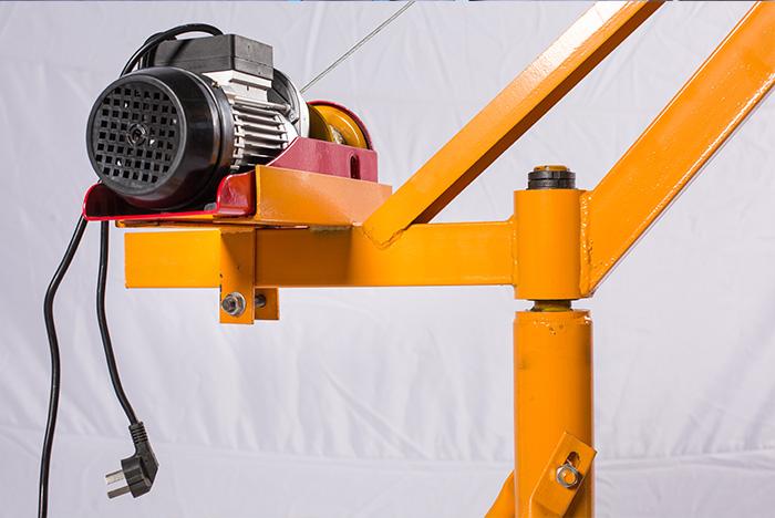 200公斤家用吊粮机电机