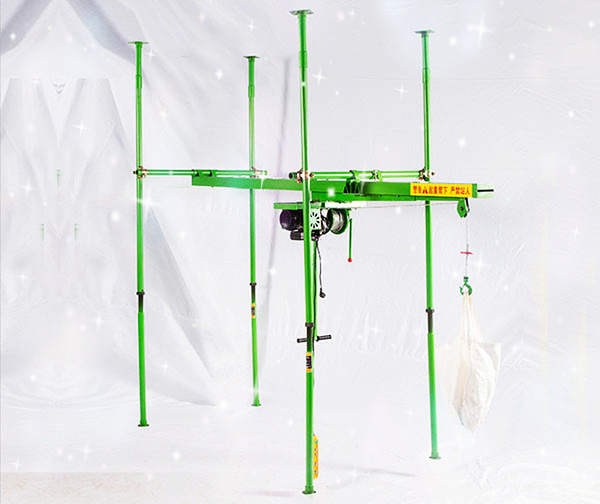 室内直滑式吊运机