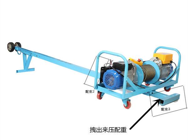750公斤单杆吊窗机