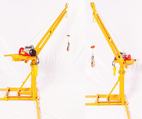 阳台用小吊机