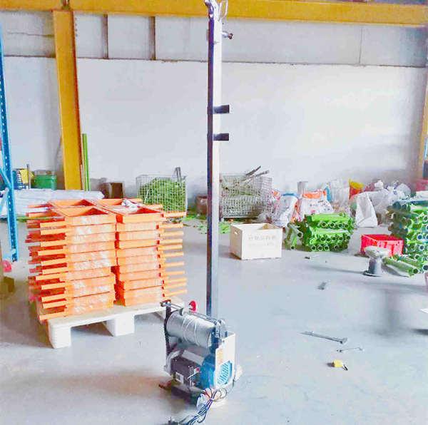 300公斤门窗玻璃吊机