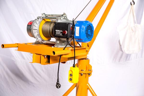 380V多功能提升机安装